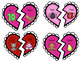 *FREEBIE Preview* Mega Math and Literacy Valentine's Pack!