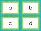 **FREEBIE** Rapid Letter Name Fluency Flashcards GREAT FOR