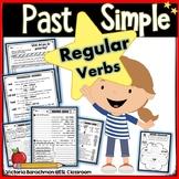 ❤️- Regular Verbs- Past Simple