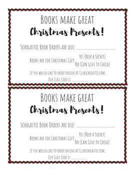 *FREEBIE* Scholastic Books Make Great Christmas Presents