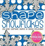 Shape Snowflakes