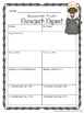 {FREEBIE} Sojourner Truth Biography Report Organizers ~ Bl