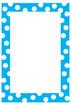 *FREEBIE* Spotty Borders/Frames 4pack