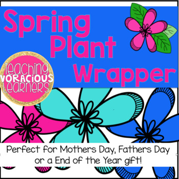 *FREEBIE* Spring Plant Wrappers