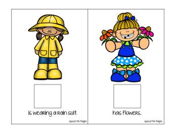 {{FREEBIE}} Spring Pronouns