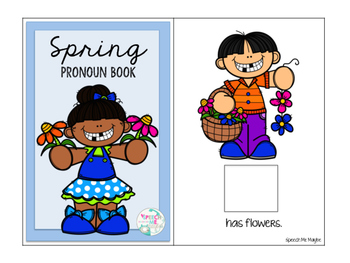 Spring Pronouns