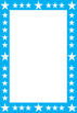 *FREEBIE* Star Borders/Frames 4pack
