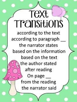 {FREEBIE} Text Transition Poster