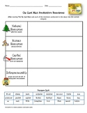 FREEBIE The Ox Cart Man Productive Resources Sort