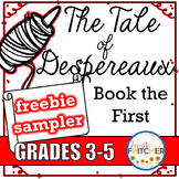 The Tale of Despereaux: Book the First Sampler {freebie}