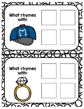 **FREEBIE** Time for Rhyme