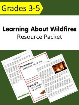 *FREEBIE* Wildfires Reading