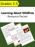 *FREEBIE* Wildfires Reading