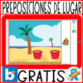 *FREEBIE* Working on Prepositions of Place in Spanish Boom