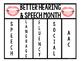 {FREEBIE} Bulletin Board for Better Hearing & Speech Month (BHSM)!