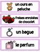 (FRENCH) Word Wall: Joyeuse Saint-Valentin!
