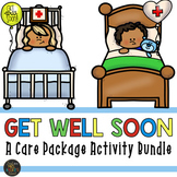Get Well Soon Activities Bundle