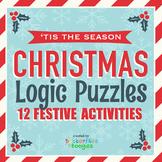 ❅ FUN CHRISTMAS LOGIC PUZZLES ❅