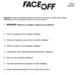"""Face Off"" Costume Design Sub Handout"