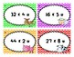 """Factor Farm"" Two-Digit by One-Digit Multiplication Game Boards & Task Cards"