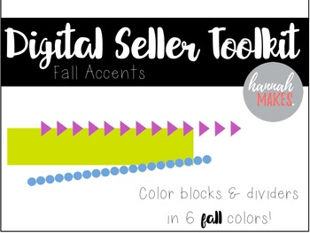 {Fall 2016} Digi-works Toolkit: Page Accents