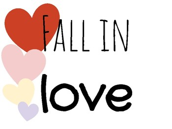 """""""Fall In Love"""" with a New Book - Valentine's Day!!!"""