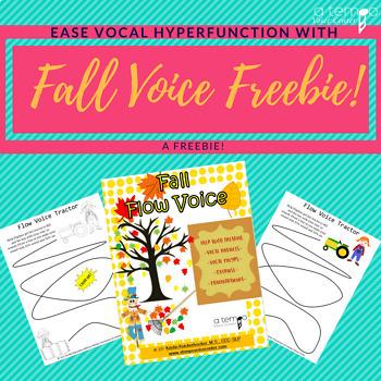 **Fall Voice Freebie**