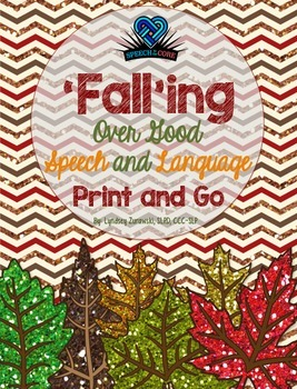 'Fall'ing Over Good Speech and Language