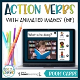 Action Verbs With GIFs and Real-Life Photos