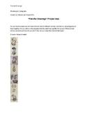 """Fanciful Drawings"" Art Idea Prompt"
