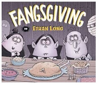 """""""Fangsgiving"""" By: Ethan Long  Primary Read Aloud"""