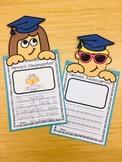 """Farewell, Kindergarten!"" - A Kindergarten Graduation Activity"