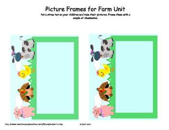 -Farm - Farm - Farm - Desk Tags - Farm - Farm - Farm Vocabulary Cards