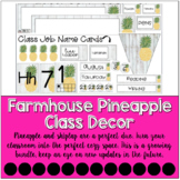 Pineapple Classroom Decor {Farmhouse Bundle}