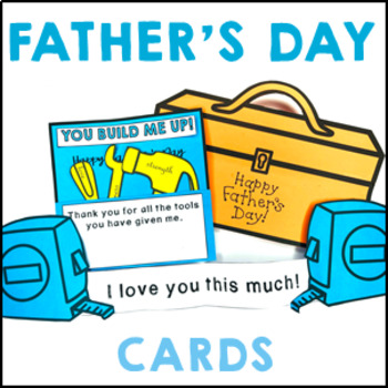 ♥♥ Father's Day Craft Pack: 3 easy and quick craft activities ♥♥ $1 DEAL