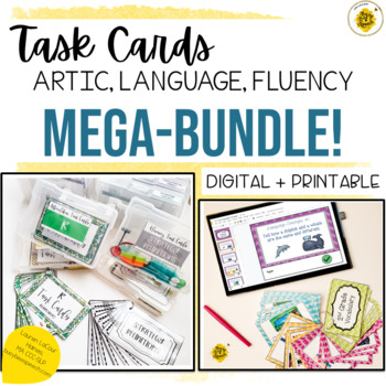 Task Card MEGA Bundle