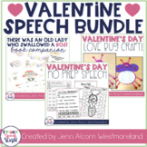 #FebSLPmustHave Valentine's Day Speech Therapy Bundle!