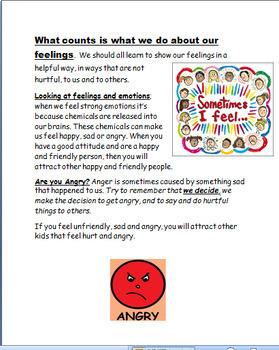 Helping Kids Express Feelings in a Healthy Way- 3 feeling activities