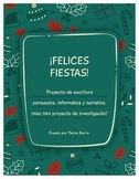 ¡Felices Fiestas! Bundle en Español