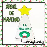 Christmas Tree / Arbol de Navidad Craftivity