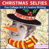 Christmas Selfies | Fun Art Activities and Creative Writing
