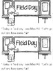 """Field Day"" A June/Summer Emergent Reader and Response Dollar Deal"