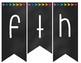 #Fifth Grade Rocks Banner