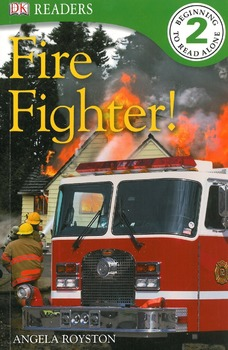 """""""Firefighter"""" Guided Reading Lesson Plan (Level K, Nonfiction)"""