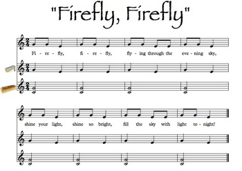 """""""Firefly"""" for Orff Instruments"""
