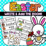 Easter Write the Room Activity