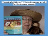 (First Grade/ DRA 10) Writing Response Activity for The Ba