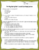 """First They Killed My Father"" Close Reading Worksheet for Code-X Unit 6"