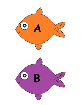 """""""Fishing for Letters"""" Letter Recognition"""
