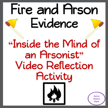 """Flames of Justice"" Video Reflection Activity"